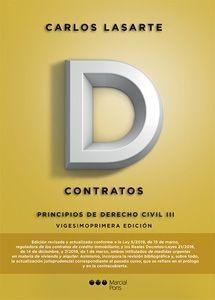 PRINCIPIOS DE DERECHO CIVIL, III CONTRATOS 2019