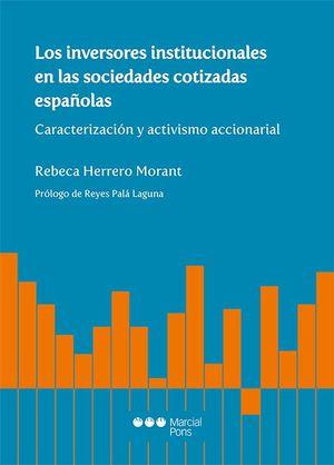 LOS INVERSORES INSTITUCIONALES EN LA SOCIEDADES COTIZADAS ESPAÑOLAS