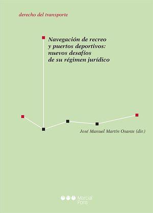 NAVEGACION DE RECREO PUERTOS DEPORTIVOS: