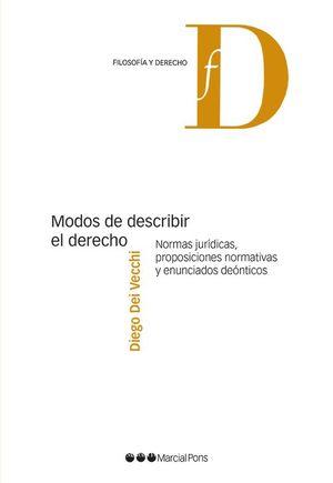 MODOS DE DESCRIBIR EL DERECHO.