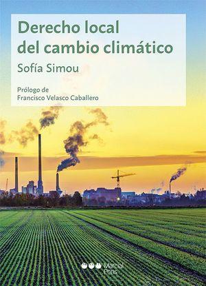 DERECHO LOCAL DEL CAMBIO CLIMATICO