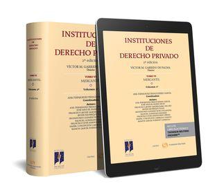 INSTITUCIONES DE DERECHO PRIVADO. VI-1º