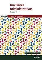 TEMARIO II. AUXILIARES ADMINISTRATIVOS. JUNTA DE ANDALUCÍA