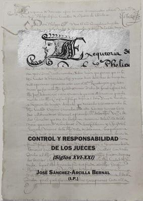 CONTROL Y RESPONSABILIDAD DE LOS JUECES