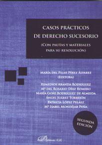 CASOS PRÁCTICOS DE DERECHO SUCESORIO