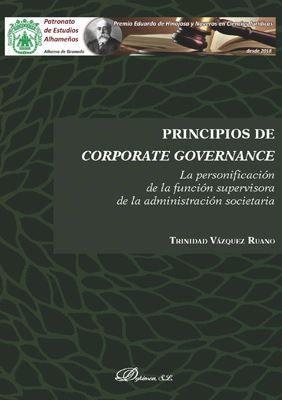 PRINCIPIOS DE CORPORATE GOVERNANCE