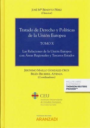 TRATADO DE DERECHO Y POLÍTICAS DE LA UNION EUROPEA