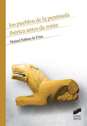 LOS PUEBLOS DE LA PENÍNSULA IBÉRICA ANTES DE ROMA