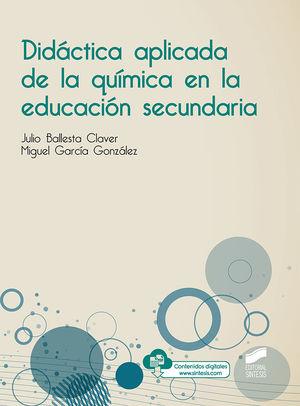 DIDACTICA APLICADA DE LA QUÍMICA EN LA EDUCACIÓN SECUNDARIA