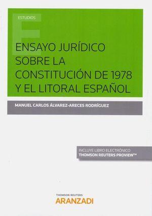 ENSAYO JURÍDICO SOBRE LA CONSTITUCIÓN DE 1978 Y EL LITORAL ESPAÑOL