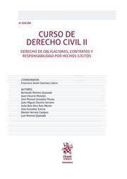 CURSO DE DERECHO CIVIL.  TOMO II