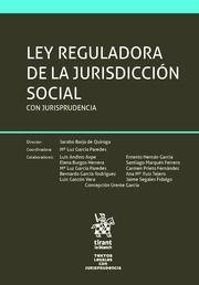 LEY REGULADORA DE LA JURISDICCIÓN SOCIAL CON JURISPRUDENCIA