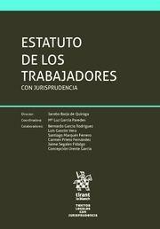 ESTATUTO DE LOS TRABAJADORES CON JURISPRUDENCIA