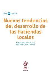 NUEVAS TENDENCIAS DEL DESARROLLO DE LAS HACIENDAS LOCALES