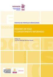 MENORES DE EDAD Y CONSENTIMIENTO INFORMADO