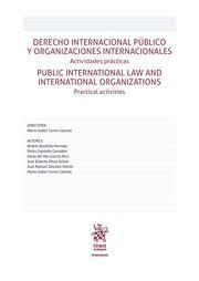 DERECHO INTERNACIONAL PÙBLICO Y ORGANIZACIONES INTERNACIONALES