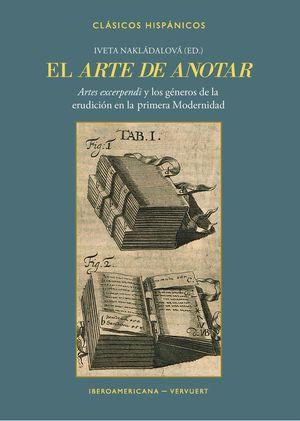 EL ARTE DE ANOTAR :