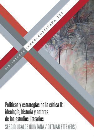 POLÍTICAS Y ESTRATEGIAS DE LA CRÍTICA II
