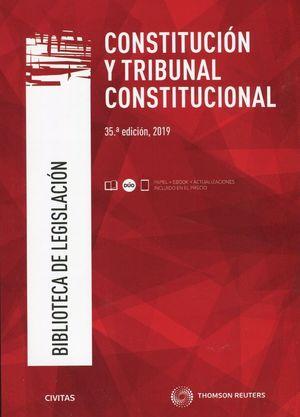 CONSTITUCION Y TRIBUNAL CONSTITUCIONAL
