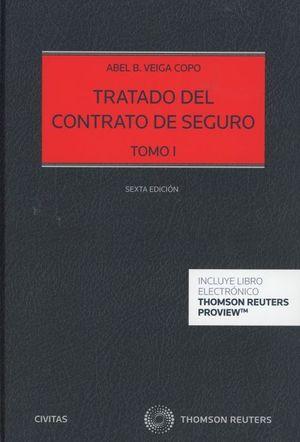 TRATADO DEL CONTRATO DE SEGURO