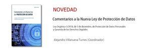 COMENTARIOS A LA NUEVA LEY DE PROTECCION DE DATOS
