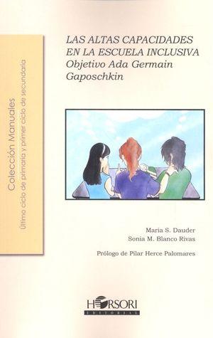 OBJETIVO ADA GERMAIN GAPOSCHKIN