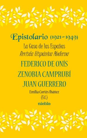 EPISTOLARIO (1921-1948)