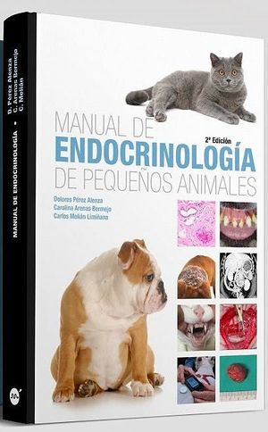 MANUAL DE ENDOCRINOLOGIA DE PEQUEÑOS ANIMALES