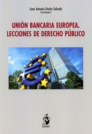 UNIÓN BANCARIA EUROPEA
