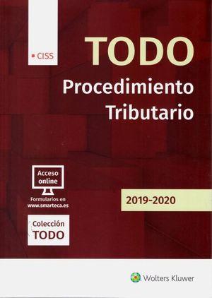 TODO PROCEDIMIENTO TRIBUTARIO 2019-2010