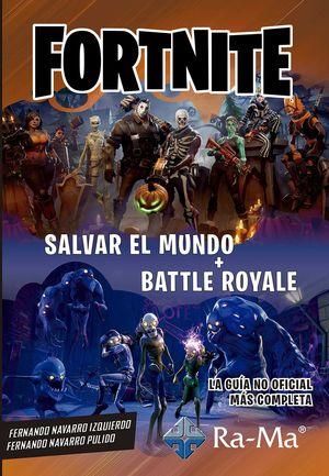 FORNITE SALVAR EL MUNDO + BATTLE ROYALE