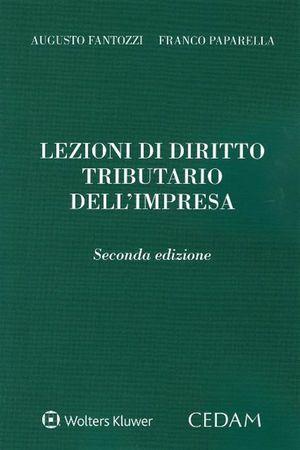 LEZIONI DI DIRITTO TRIBUTARIO DELL'IMPRESA