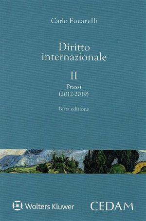 DIRITTO INTERNAZIONALE, VOL. II
