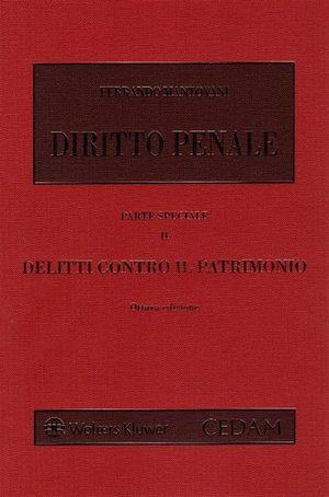 DIRITTO PENALE. PARTE SPECIALE, VOLUME II:
