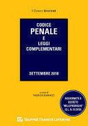 CODICE PENALE E LEGGI COMPLEMENTARI