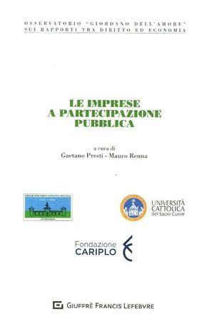 LE IMPRESE A PARTECIPAZIONE PUBBLICA