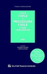 CODICE CIVILE E PROCEDURA CIVILE E LEGGI COMPLEMENTARI