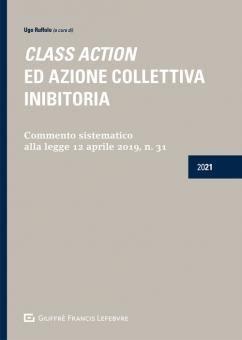 CLASS ACTION ED AZIONE COLLETTIVA INIBITORIA.