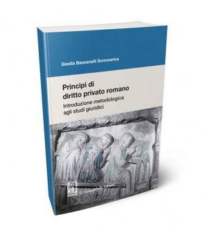 PRINCIPI DI DIRITTO PRIVATO ROMANO