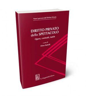 DIRITTO PRIVATO DELLO SPETTACOLO