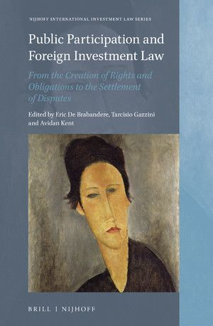 PUBLIC PARTICIPATION AND FOREIGN INVESTMENT LAW