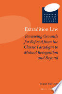 EXTRADITION LAW