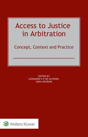 ACCESS TO JUSTICE IN ARBITRATION: