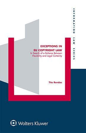 EXCEPTIONS IN EU COPYRIGHT LAW: