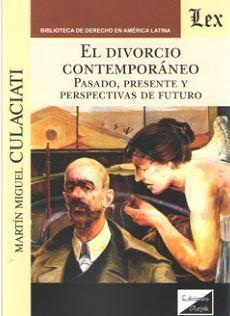 EL DIVORCIO CONTEMPORANEO