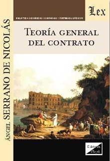 TEORIA GENERAL DEL CONTRATO