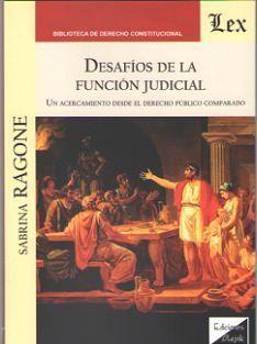 DESAFIOS DE LA FUNCION JUDICIAL