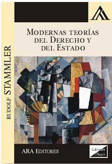 MODERNAS TEORIAS DEL DERECHO Y DEL ESTADO (2018)