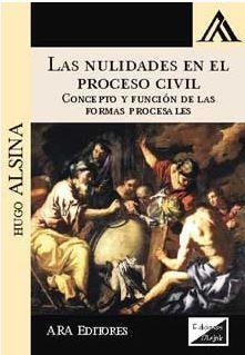 NULIDADES EN EL PROCESO CIVIL, LAS