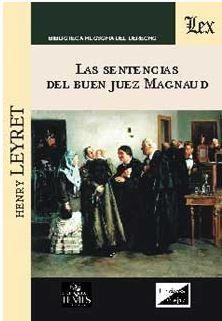 LAS SENTENCIAS DEL BUEN JUEZ MAGNAUD
